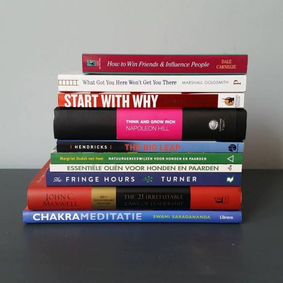 books zelfontplooine