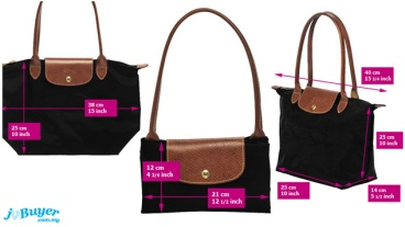 Longchamp Le Pliage Tote Bag 1