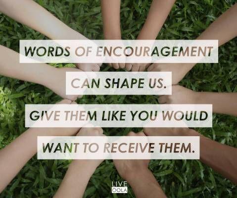 oola words of encouragement
